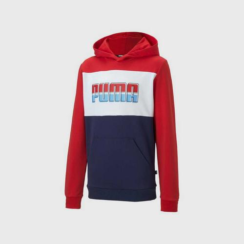 PUMA KIDS CELEBRATION Boys Hoodie SIZE XS