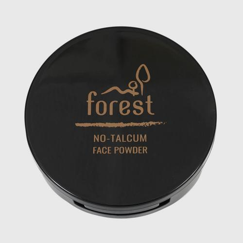 Forest No-Talcum SPF15 Natural Face Powder - 01 Ivory