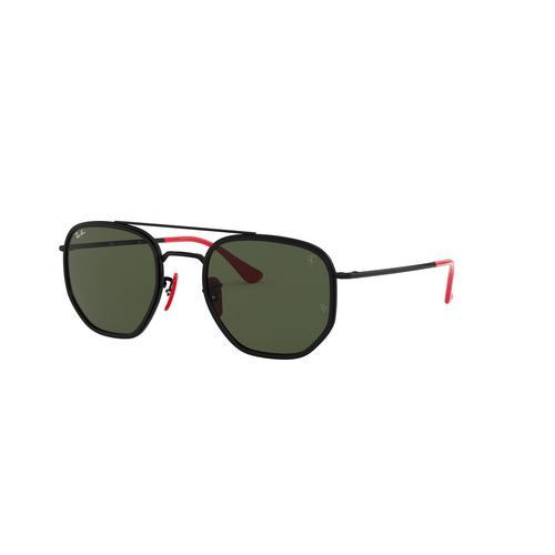 RAYBAN Black Metal Sunglasses 0RB3748MF0283152