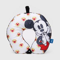 Disney Mickey Mouse Sawasdee Neck pillow White