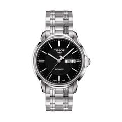 TISSOT Automatc Gent Steel  39.7mm (Black Dial)