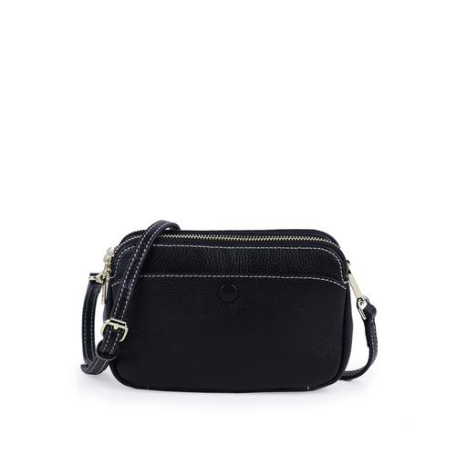 Me Phenomenon  SUN CLUTCH  & SHOULDER BAG Black