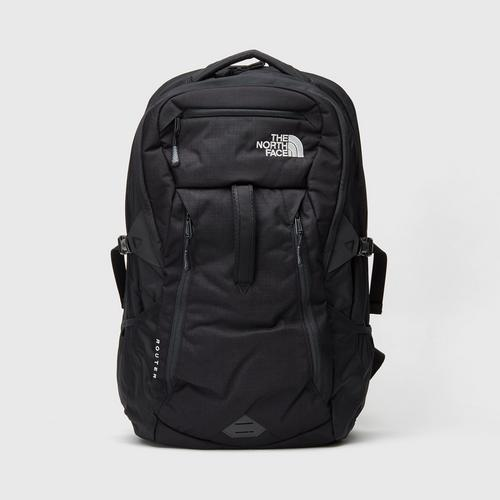 THE NORTH FACE BACKPACK ROUTER NF00CLH3JK30OS - TNF BLACK