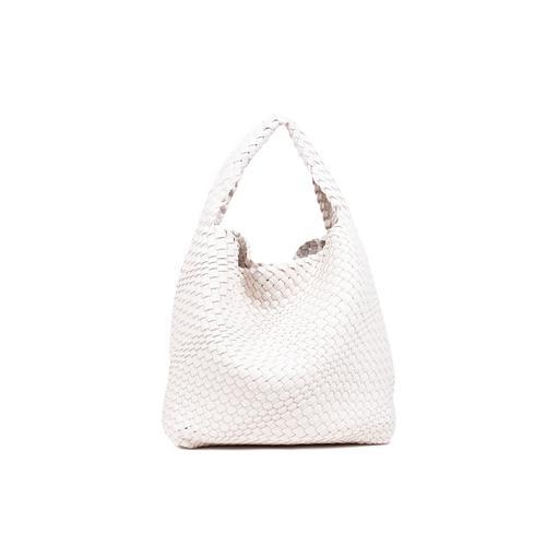 SUGAR MONDAY Piper Tote Bag -  White