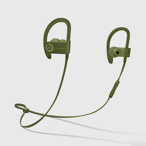 Beats Powerbeats3 Wireless – Neighborhood Collection, Turf Green