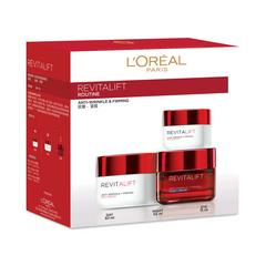 L'OREAL PARIS - REVITALIFT - ROUTINE (EYE CREAM 15ml +  DAY CREAM 50ml + NIGHT CREAM 50ml) - ANTI-AGING