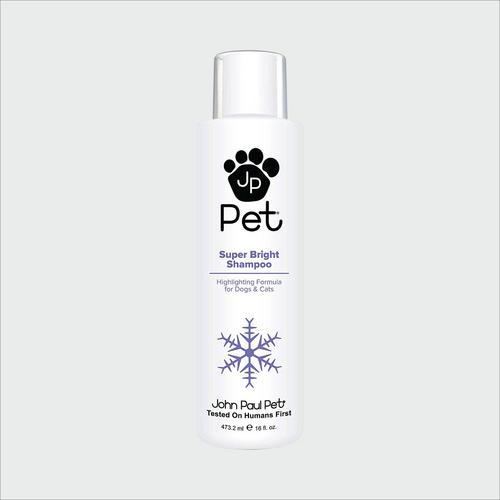 John Paul Pet Super Bright Shampoo 16 oz.