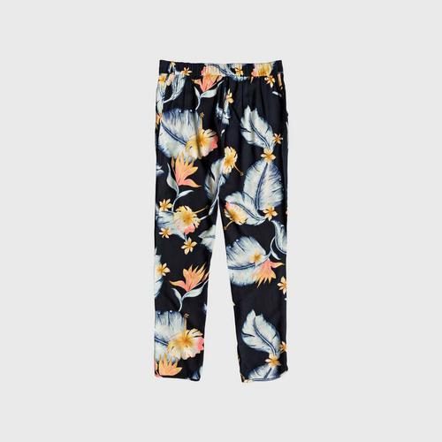 ROXY Black Ocean Sailor - Viscose Trousers  size S