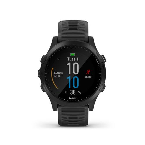 GARMIN Forerunner 945 专业GPS铁人三项运动腕表 (黑色)