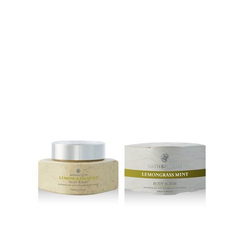 BATH&BLOOM LEMONGRASS MINT BODY SCRUB 250 ML