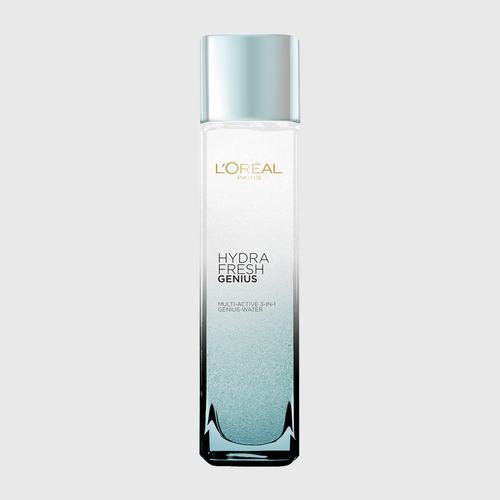 巴黎欧莱雅 - 清润天才保湿 - 多重活性保湿深透晶露 - 175ml - 补水保湿