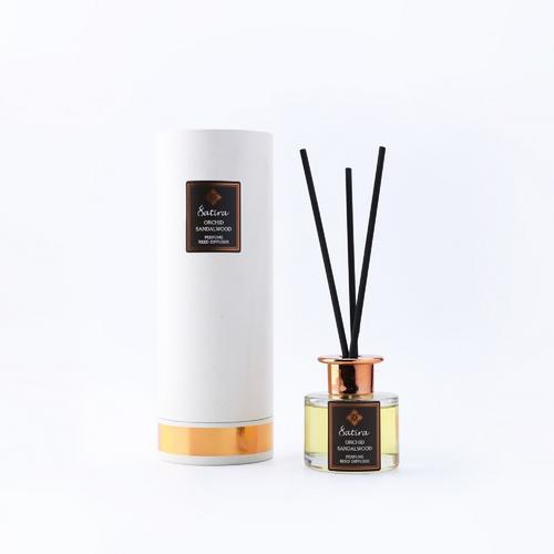 Satira Perfume Reed Diffuser Orchid Sandalwood 100 ml