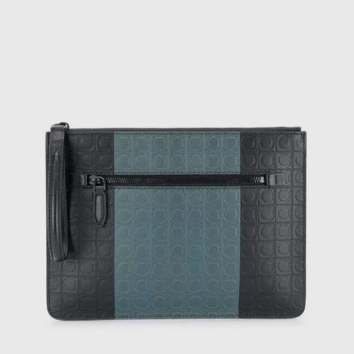 SALVATORE FERRAGAMO Gancini Document holder