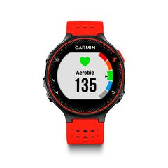 GARMIN Forerunner 235 One Band Lava Red