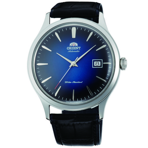 ORIENT Mechanical Classic Watch, Leather Strap 42.0mm (AC08004D)