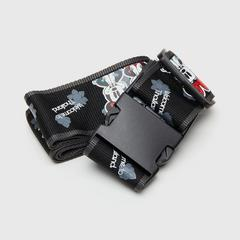 Disney Mickey Mouse Sawasdee Luggage strap Black