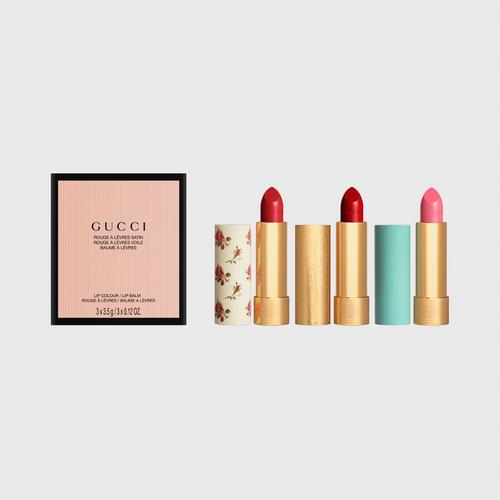 GUCCI Travel Lipstick Collection