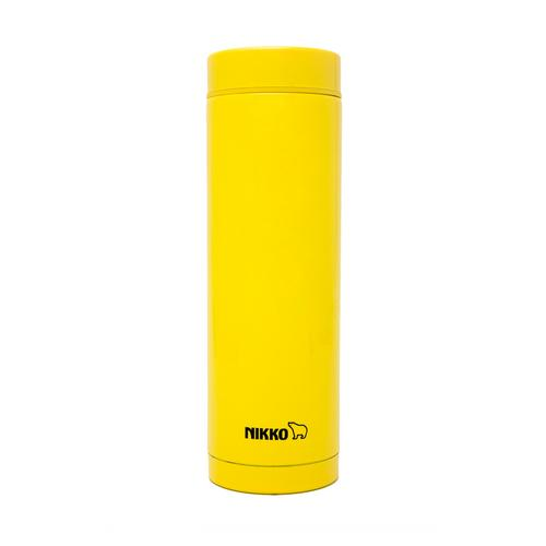 NIKKO Stainless Steel Vacuum Bottle 500 ml. SMS - Yellow