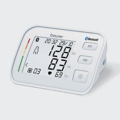 Beurer BM 57 Bluetooth® Upper Arm Blood Pressure Monitor Cuff Size 23 to 43 cm.