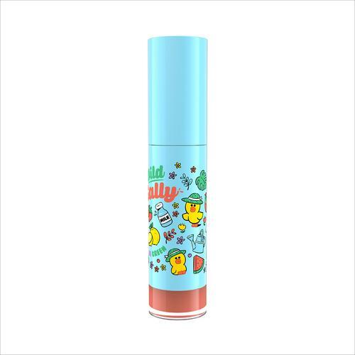 MILLE Line Friends l Mille Iconic Matte Liquid Lip #04 Sally