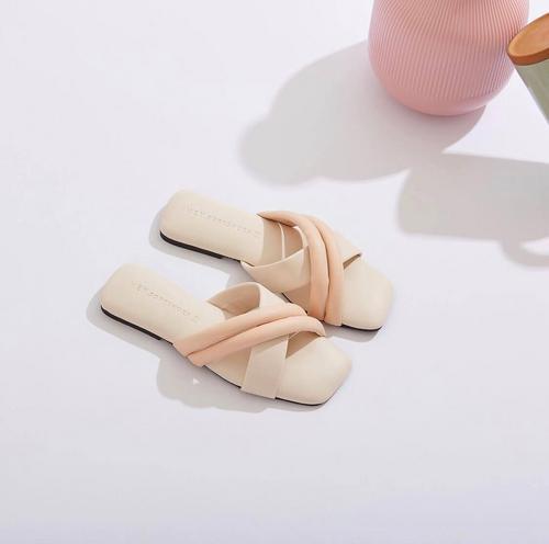 Heysoftshoes  Candy Sandals Cream 36