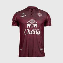 BURIRAM UNITED 2019 Third Jersey Maroon Red - Size S