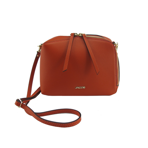 JACOB HANDBAG (ORANGE)