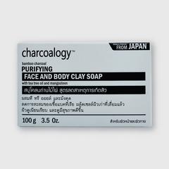 Charcology 净化皂 100g.