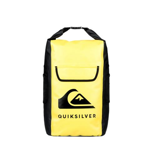QUIKSILVER YELLOW SEA STASH II ROLL-TOP BACKPACK 35L