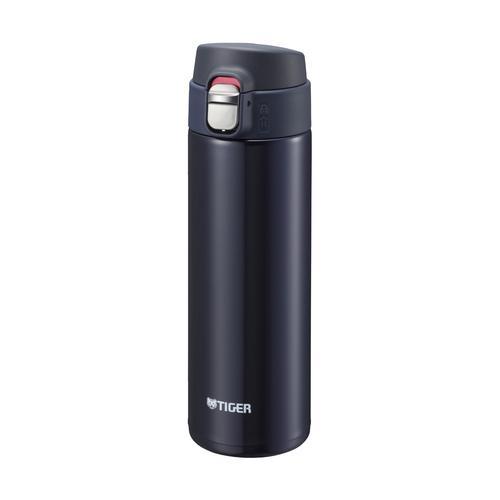TIGER Stainless Steel Vacuum Bottle 480 ml. MMJ - Black