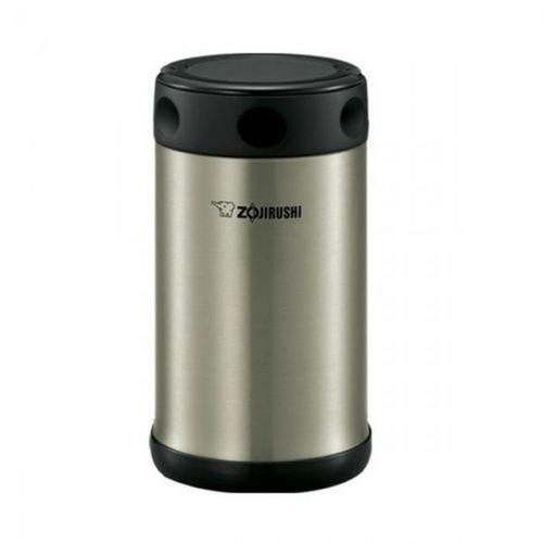 象印 (ZOJIRUSHI) 不锈钢真空焖烧杯 SWEAE50TD -0.75L - 不锈钢色