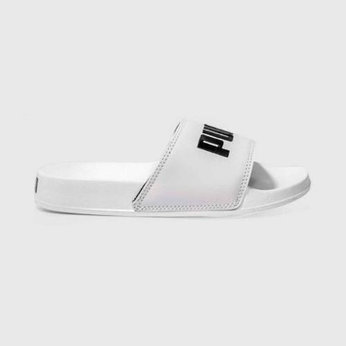 PUMA Comfycat Slides White-Black - EU 36 UK