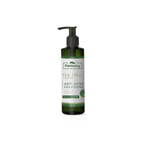 PLANTNERY™ TEA TREE FACIAL CLEANSER 250 ML.