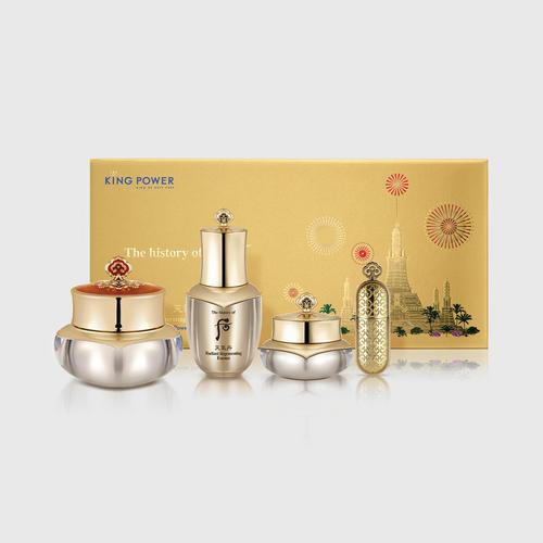 THE HISTORY OF WHOO Cheongidan Radiant Regenerating Eye Cream King Power Exclusive Set