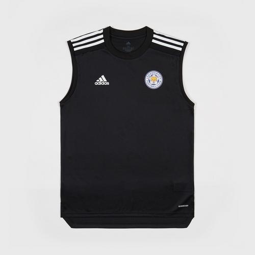 Leicester City Football Club CON20 SL JSY Black/White Colour Size S