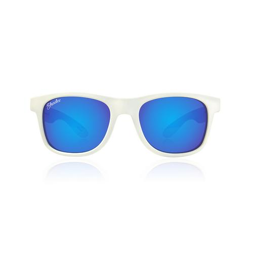 Shadez Adult Transparent- Blue Polarised Sunglasses 16 years up