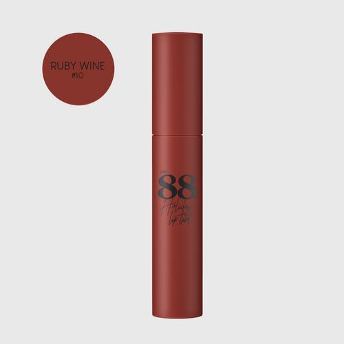 VER.88 Holiday Lip Tint No.10 Ruby Wine 2 g.