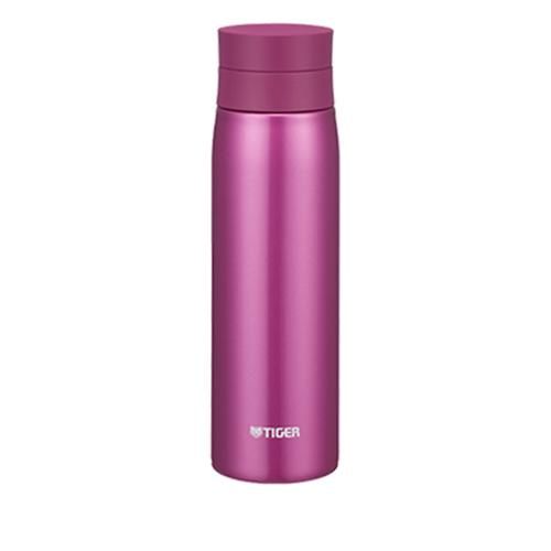 TIGER Stainless Steel Vacuum Bottle 500 ml. MCY - Pink