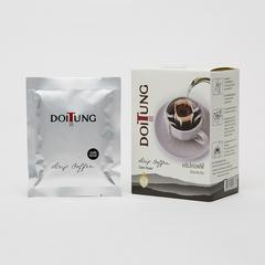 DoiTung Drip Coffee:Dark Roast  (6x10 g.)