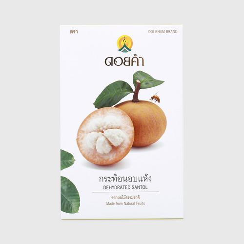 DOI KHAM Dehydrated Santol 100 G.