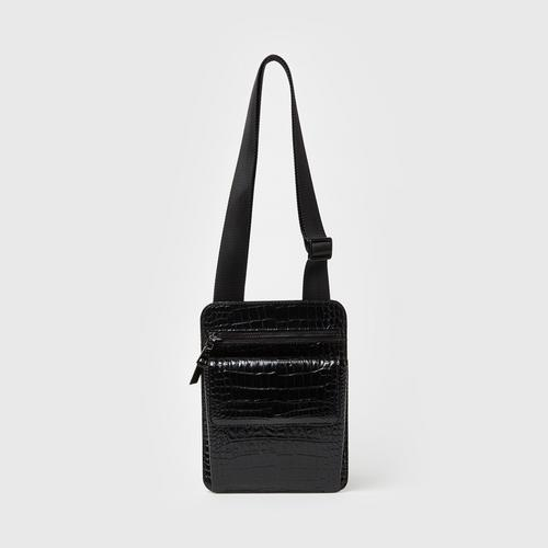 Longlai Mini Massenger Bag Black Colour