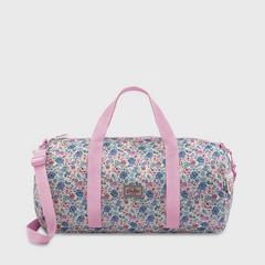 Cath Kidston Kids Foldaway Overnight Bag Mews Ditsy Off White
