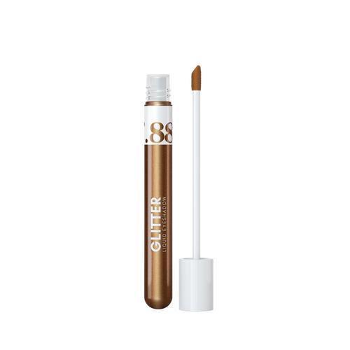 VER.88 Glitter Liquid Eyeshadow NO.05 Golden Brown 4.5g.