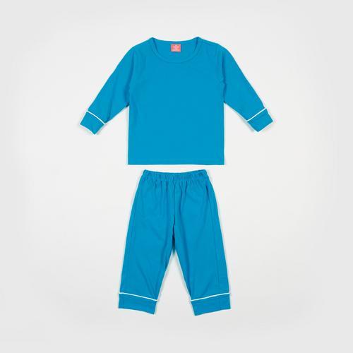NANITA Kids Clothing Set P014 - Blue - S