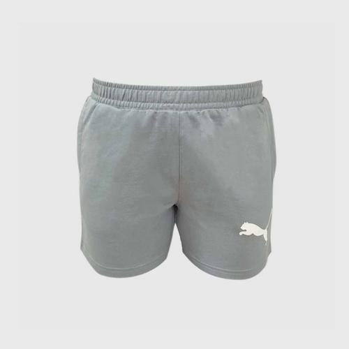 PUMA Rebel 2 Sweat Shorts - Gray Size XS