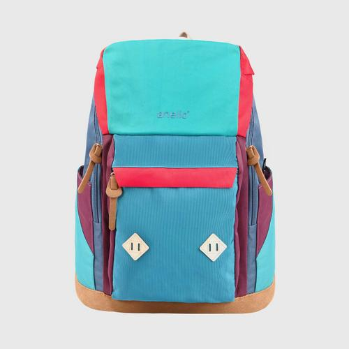 ANELLO AT-B3632-NOSTALGIC Small Backpack-GREEN