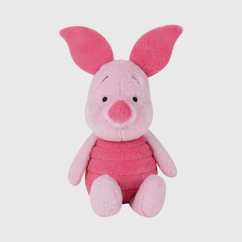 """DISNEY Plush Piglet 12"""" Pink Flora"""