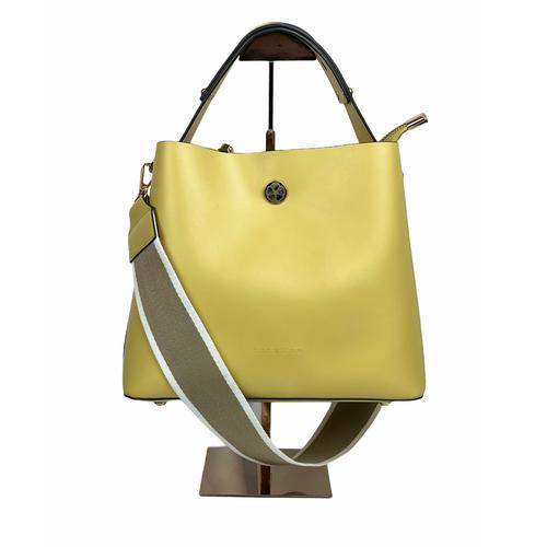 BUBUBEE CLASSY STRUCTURE BAG SPECIAL (YELLOW)W26 x H23 x D14 CMS
