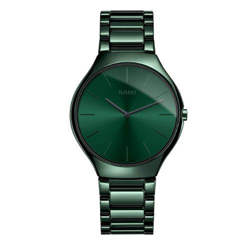 RADO True Thinline Green 39 mm.
