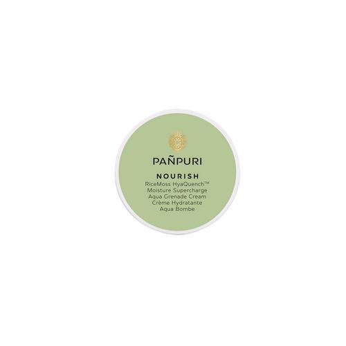 Pañpuri Nourish RiceMoss  HyaQuench™ Moisture Supercharge Aqua Grenade Cream 50 ml